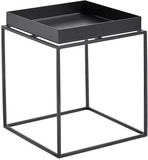 HAY Tray Table 30x30cm schwarz