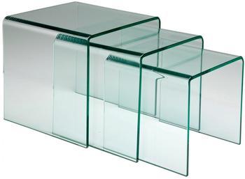 KARE Clear Club Dreisatztisch