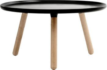 Normann Copenhagen Tablo Couchtisch schwarz (78cm)