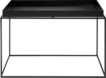 HAY Tray Table 60x60cm schwarz