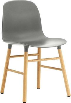 Normann Copenhagen Form Chair grau