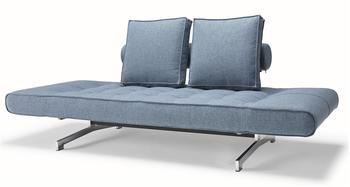 Innovation Schlafsofa Ghia (blau)