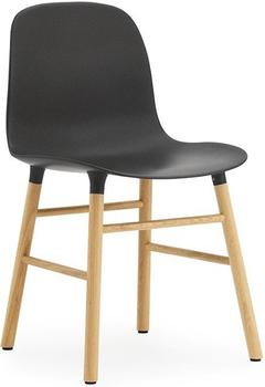 Normann Copenhagen Form Chair black/oak