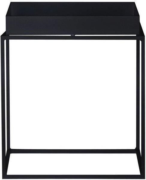 HAY Tray Table 40x40cm schwarz