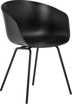 HAY About A Chair AAC26 schwarz (Gestell schwarz)