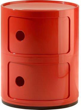 Kartell Componibili rot (496610)