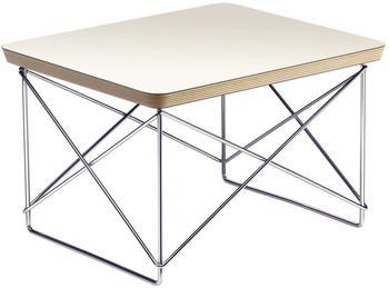 Vitra Occasional Table LTR weiß/Gestell verchromt