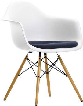 Vitra Eames Plastic Armchair DAW (neue Höhe) (eisgrau)