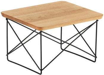 Vitra Occasional Table LTR Eiche/Gestell schwarz