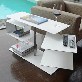 Radius X-Centric 2 Tisch weiß