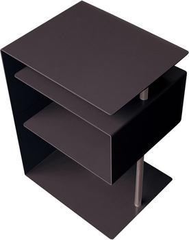 Radius x-centric Tisch schwarz