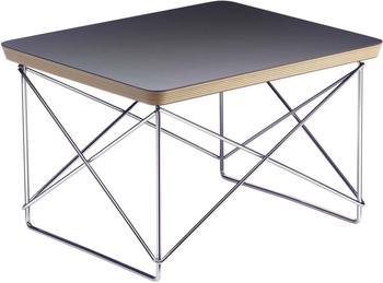 Vitra Occasional Table LTR schwarz/Gestell verchromt