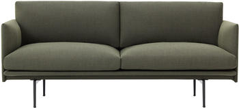 Muuto Outline 2-Sitzer Fiord 961