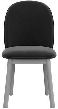 Normann Copenhagen Ace Chair Velour grau