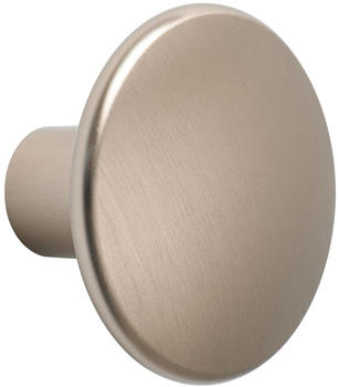 Muuto The Dots Metall Ø 3,9cm taupe