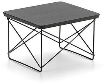 Vitra Occasional Table LTR Eiche massiv kerngeräuchert / Gestell schwarz