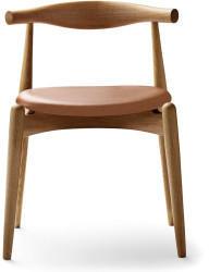 Carl Hansen CH20 Elbow Chair Eiche geöltLeder