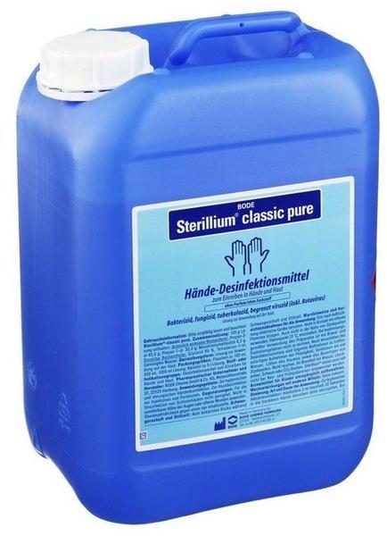 Bode Sterillium Classic Pure Lösung (5 l)