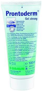 B. Braun Prontoderm Gel Strong Tube (100 ml)