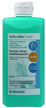 B. Braun Softa Man acute (500 ml)