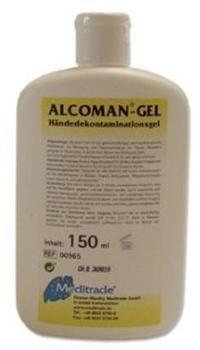 Rösner-Mautby Alcoman Gel (150 ml)
