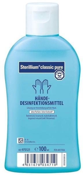 Bode Sterillium Classic Pure Lösung (100 ml)