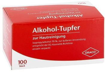 Dr. Ausbüttel Alkoholtupfer (100 Stk.)