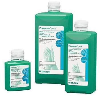 B. Braun Promanum pure (500 ml)