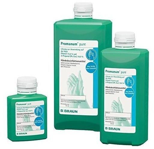 B. Braun Promanum pure (1000 ml)