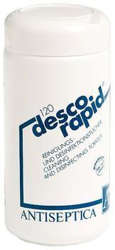 Antiseptica Descorapid Tücher (120 Stk.)