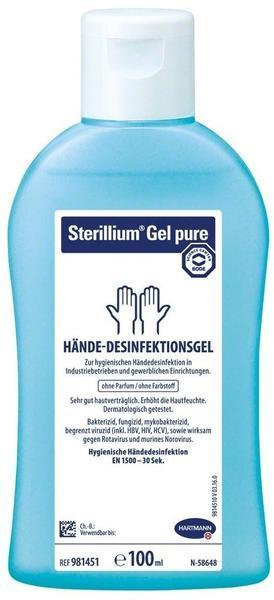 Bode Sterillium Gel pure (100 ml)