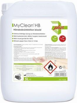 MaiMed MyClean HB Händedesinfektion biozid (5000ml)