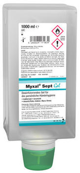 Peter Greven Physioderm Myxal SEPT Gel (1000 ml)