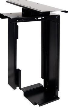 Dataflex CPU Halter drehbar und ausziehbar, schwarz
