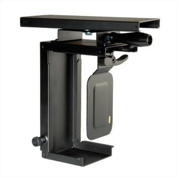 Roline Mini-PC-Halter ausziehbar drehbar schwarz (17031131)