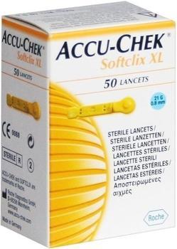 Accu-Chek Softclix Lanzetten XL (50 Stk.)