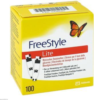 Abbott Freestyle Lite Teststreifen (100 Stk.)