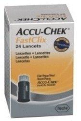 Accu-Chek Fastclix Lanzetten (24 Stk.)