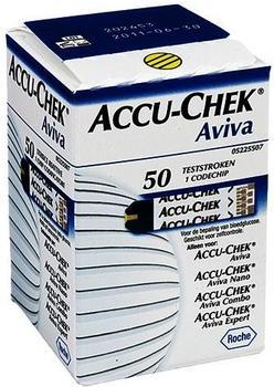 Kohlpharma Accu-Chek Aviva Teststreifen (50 Stk.)