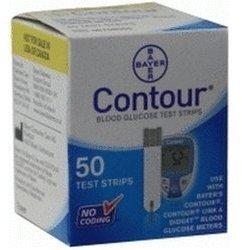 Orifarm Contour Sensoren Teststreifen (50 Stk.)