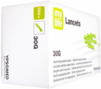 1001 Artikel Medical Pura Lanzetten (200 Stk.)