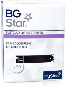 Count Price Company Bgstar Teststreifen (50 Stk.)