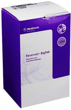Medtronic Paradigm 5 Reservoir Bigpack 18 ml inkl. Batterien (50 Stk.)