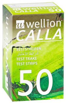 1001 Artikel Medical Wellion Calla Blutzucker Teststreifen (50 Stk.)