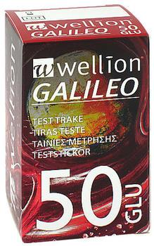 Wellion Galileo Blutzuckerteststreifen (50 Stk.)