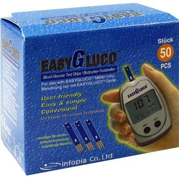 DYTREX EasyGluco Blutzucker Teststreifen (50 Stk.)
