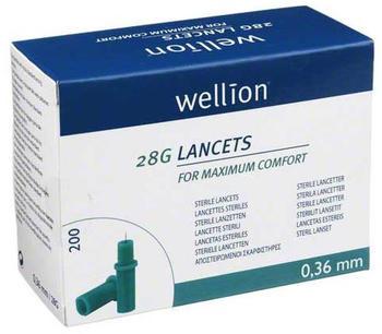 Wellion Lancets 28G ( 200 Stk.)