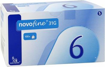 Count Price Company Novofine 6 mm Kanülen 31G (100 Stk.)