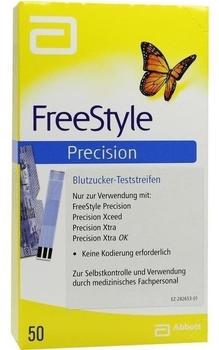 Eurim-Pharm FreeStyle Precision Teststreifen (50 Stk.)