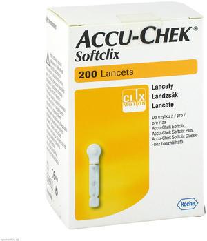 Medi-Spezial Accu-Chek Softclix Lanzetten (200 Stk.)